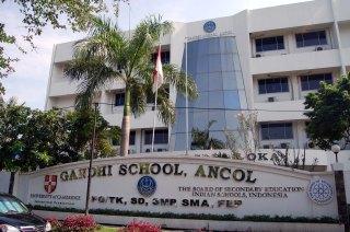 Image result for Gandhi Memorial Intercontinental School, Indonesia